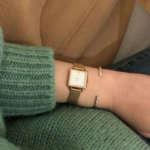 Korean Women Fashion Watches from Paulvice - Paulvice cuff